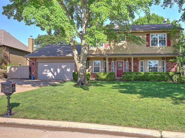 9620 S 98th East Place, Tulsa, OK 74133 (MLS #2018631) :: RE/MAX T-town