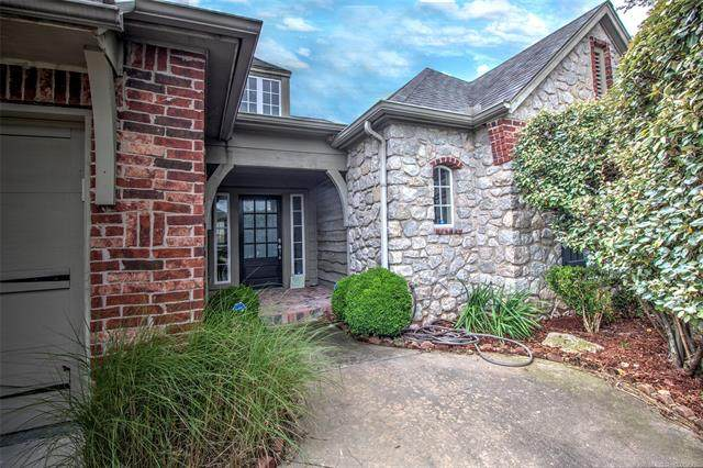 12523 S Cedar Avenue, Jenks, OK 74037 (MLS #2018641) :: Hopper Group at RE/MAX Results
