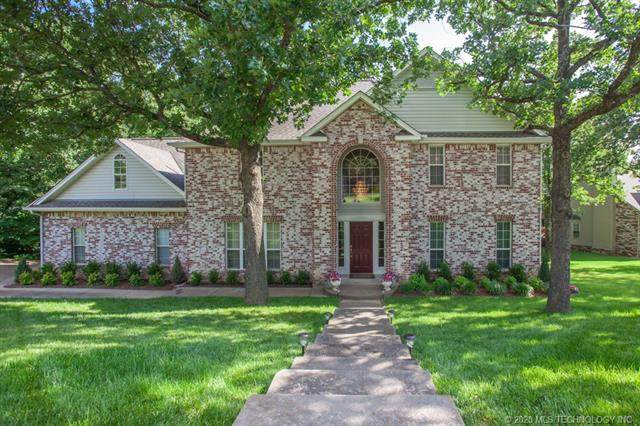 1220 N Renaissance Drive, Sand Springs, OK 74063 (MLS #2018643) :: Hopper Group at RE/MAX Results