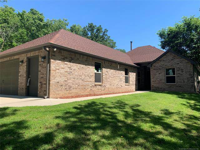 8393 W Rogers Boulevard, Skiatook, OK 74070 (MLS #2018958) :: Hopper Group at RE/MAX Results