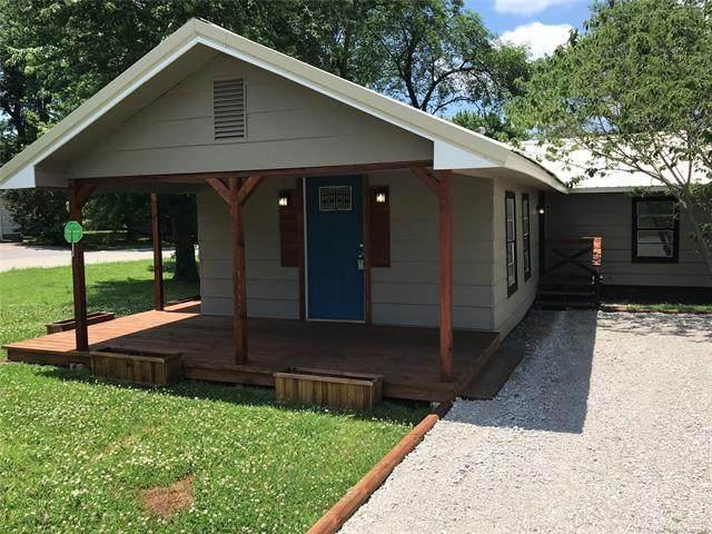1200 N 10th Street, Sapulpa, OK 74066 (MLS #2019505) :: Active Real Estate