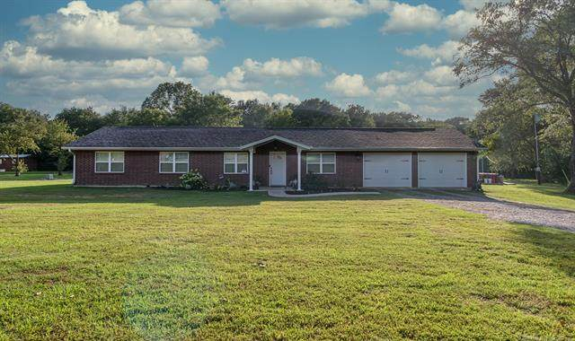 2129 S Neighbor Lane, Atoka, OK 74525 (MLS #2019514) :: 580 Realty