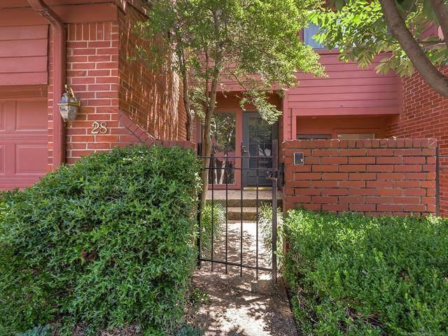 28 Woodward Boulevard #0, Tulsa, OK 74114 (MLS #2019646) :: Hopper Group at RE/MAX Results