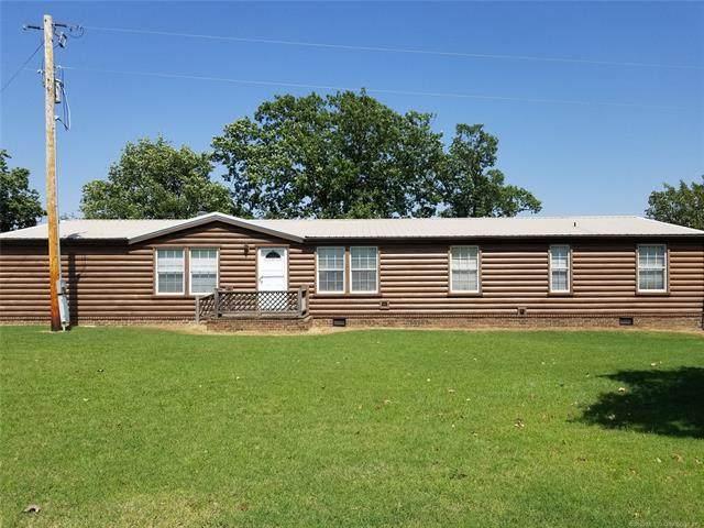 217 Chickasha St Arrowhead Estate Street, Canadian, OK 74425 (MLS #2020223) :: 918HomeTeam - KW Realty Preferred