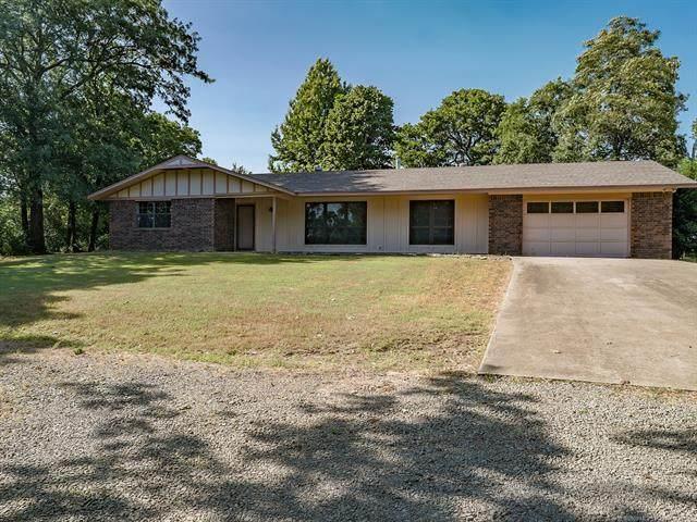 20106 N County Line Road, Stigler, OK 74462 (MLS #2020498) :: 918HomeTeam - KW Realty Preferred