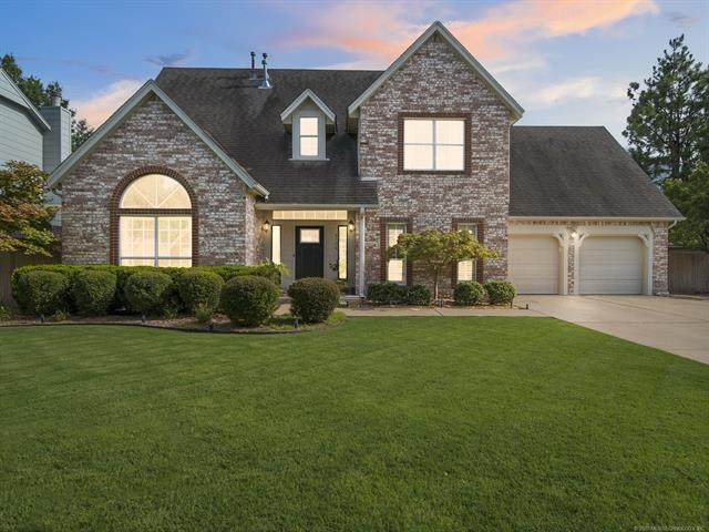 6106 E 115th Place, Tulsa, OK 74137 (MLS #2020631) :: Active Real Estate