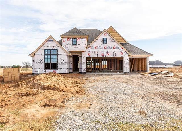 12517 S Maplewood Avenue E, Bixby, OK 74008 (MLS #2020678) :: Hometown Home & Ranch