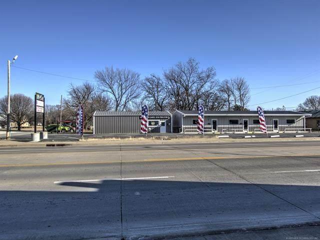 610 N Osage Avenue, Dewey, OK 74029 (MLS #2020983) :: 580 Realty