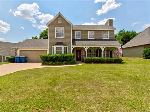 522 Wedgewood Drive, Stillwater, OK 74075 (MLS #2021027) :: Active Real Estate