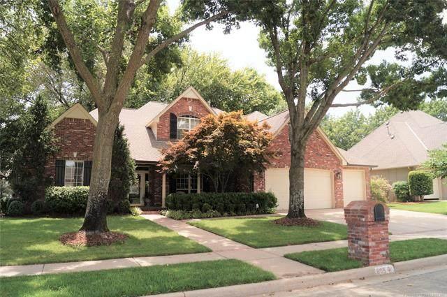 605 E Pensacola Street, Broken Arrow, OK 74011 (MLS #2021130) :: Active Real Estate