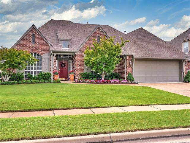 4416 W Hartford Street, Broken Arrow, OK 74012 (MLS #2021259) :: Active Real Estate