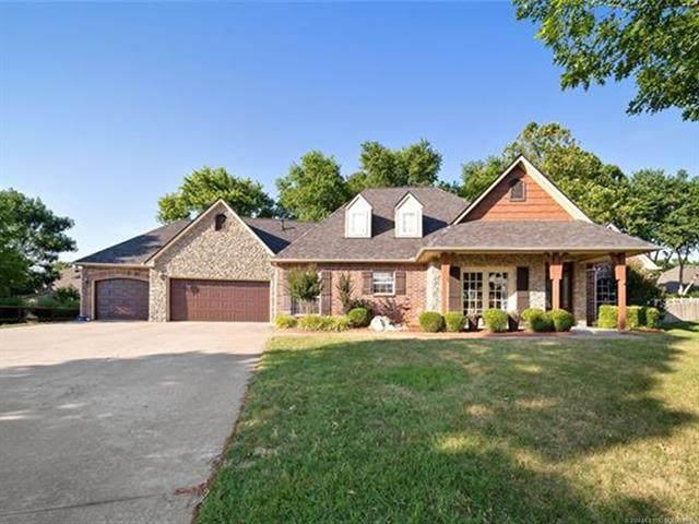 3202 Par Court, Claremore, OK 74019 (MLS #2021303) :: Active Real Estate