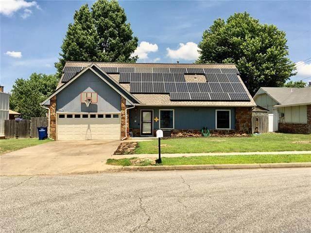 1412 W Kent Street, Broken Arrow, OK 74012 (MLS #2021826) :: Active Real Estate