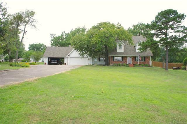 711 Cedar Drive, Seminole, OK 74868 (MLS #2021944) :: 580 Realty