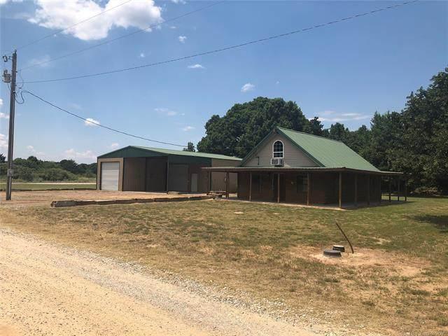 10468 Pecan Road, Kingston, OK 73439 (MLS #2021980) :: Active Real Estate