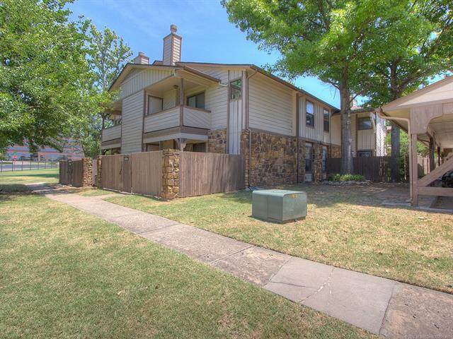 6358 S 80th East Avenue 26B, Tulsa, OK 74133 (MLS #2021997) :: Hopper Group at RE/MAX Results