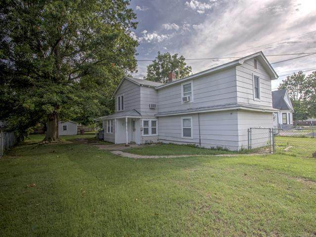 409 W Main Street, Chouteau, OK 74337 (MLS #2022113) :: Hometown Home & Ranch