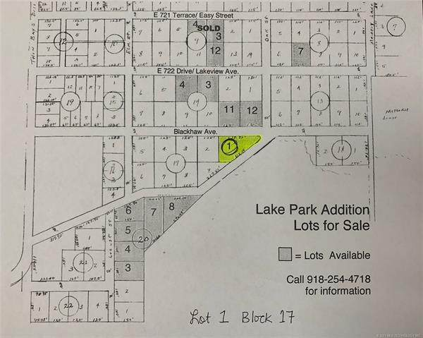 E 723 Road, Wagoner, OK 74467 (MLS #2022355) :: Hopper Group at RE/MAX Results