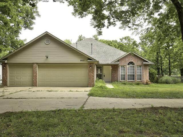 5017 W 85th Street, Tulsa, OK 74131 (MLS #2022915) :: 580 Realty