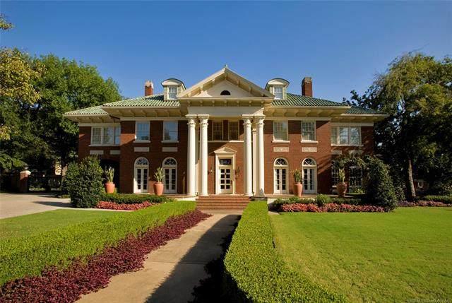 2101 S Madison Avenue, Tulsa, OK 74114 (MLS #2023117) :: Hometown Home & Ranch