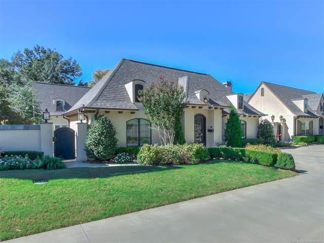 1638 E 31st Street, Tulsa, OK 74105 (MLS #2023124) :: 918HomeTeam - KW Realty Preferred
