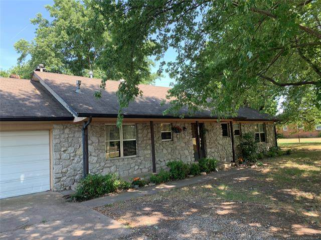 9235 N 163rd East Avenue, Owasso, OK 74055 (MLS #2023198) :: Hopper Group at RE/MAX Results