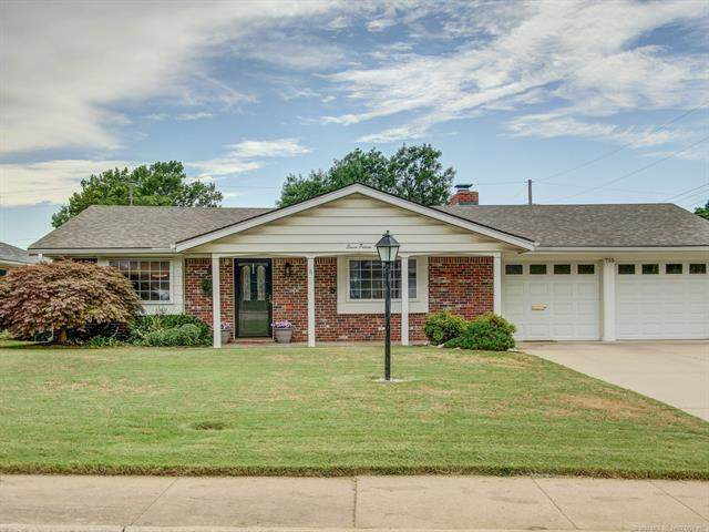 715 Concord Drive, Bartlesville, OK 74006 (MLS #2023395) :: Hopper Group at RE/MAX Results