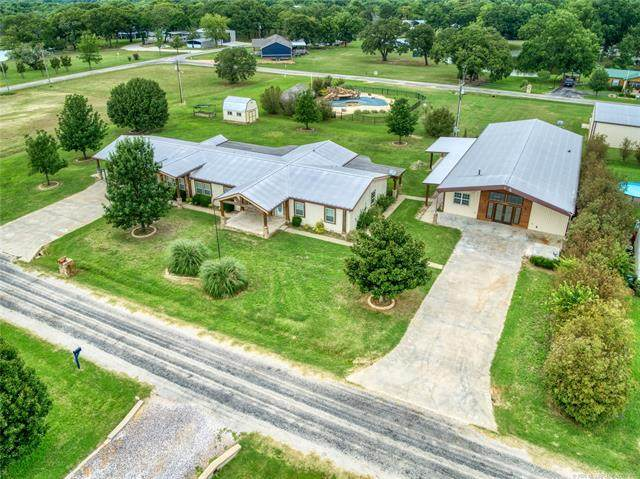 14142 Whispering Meadows Road, Kingston, OK 73439 (MLS #2023478) :: 918HomeTeam - KW Realty Preferred