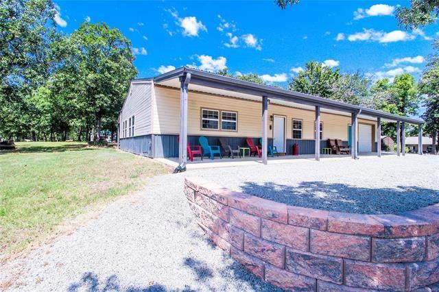 205 Five Oaks, Porum, OK 74455 (MLS #2023502) :: 918HomeTeam - KW Realty Preferred