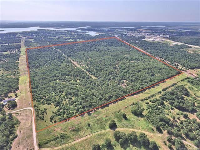 N Basin Road, Mannford, OK 74044 (MLS #2023824) :: Active Real Estate