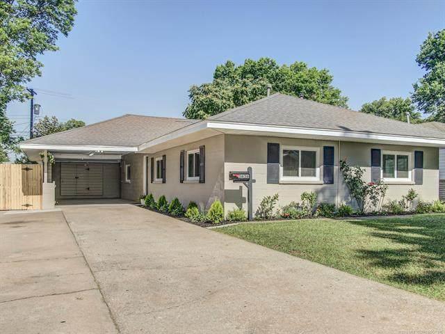 3636 S Knoxville Avenue E, Tulsa, OK 74135 (MLS #2023986) :: 918HomeTeam - KW Realty Preferred
