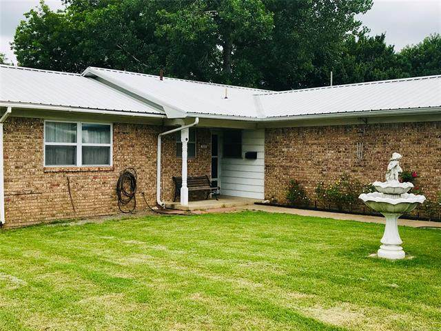 309 W Fillmore Avenue, Mcalester, OK 74501 (MLS #2025004) :: 580 Realty