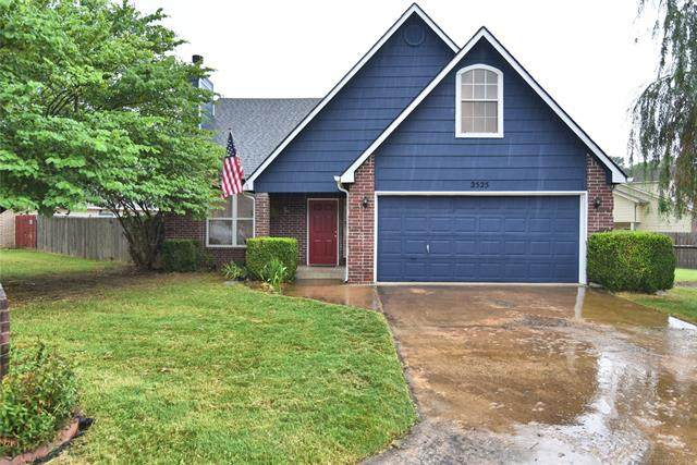 2525 W 66th Place, Tulsa, OK 74132 (MLS #2025241) :: Hopper Group at RE/MAX Results