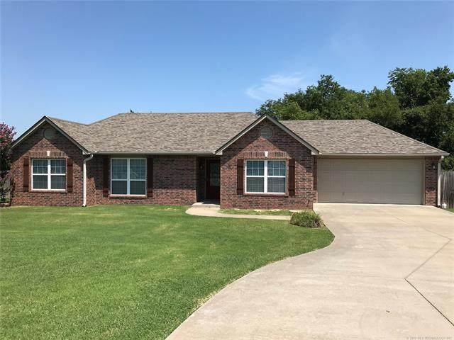 18793 S Canyon Creek Drive, Claremore, OK 74017 (MLS #2025293) :: Active Real Estate