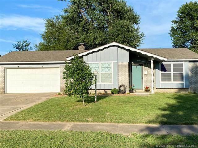 1605 N Birch Street, Owasso, OK 74055 (MLS #2026355) :: Active Real Estate