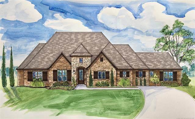 6211 N Creekwood Drive, Owasso, OK 74055 (MLS #2026404) :: Active Real Estate