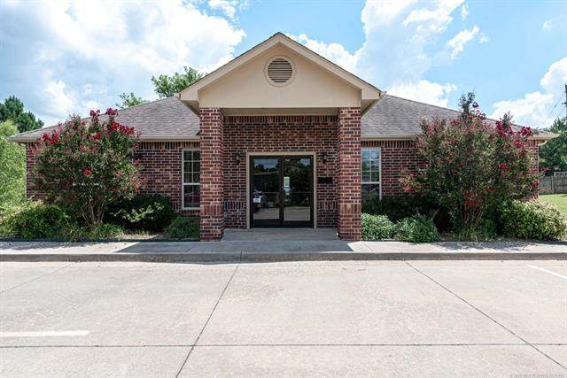 28664 E 141st Street S, Coweta, OK 74429 (MLS #2026551) :: 918HomeTeam - KW Realty Preferred