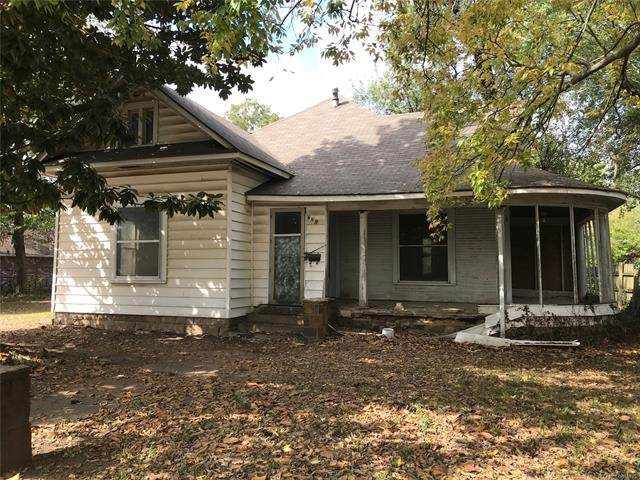 609 N Chickasaw Avenue, Claremore, OK 74017 (MLS #2026736) :: Hometown Home & Ranch