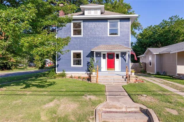 421 S 14th Street, Muskogee, OK 74402 (MLS #2026878) :: 918HomeTeam - KW Realty Preferred