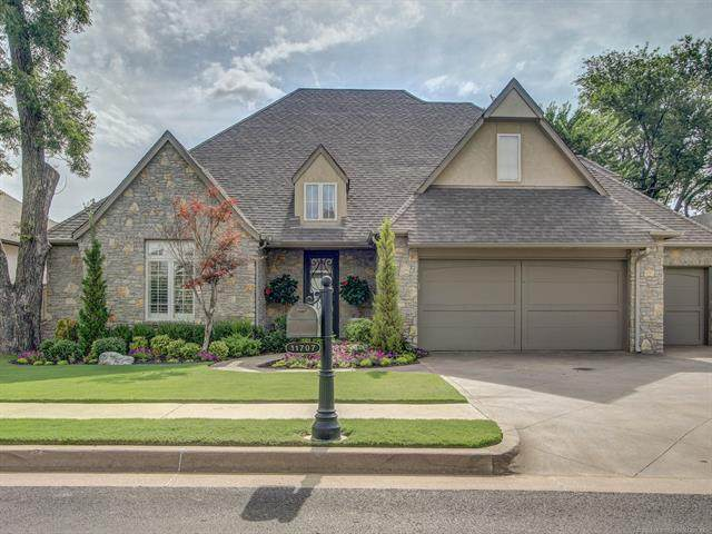 11707 S New Haven Avenue, Tulsa, OK 74137 (MLS #2027120) :: Active Real Estate