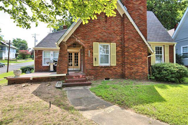 1303 S Houston Avenue, Tulsa, OK 74127 (MLS #2027172) :: Hopper Group at RE/MAX Results