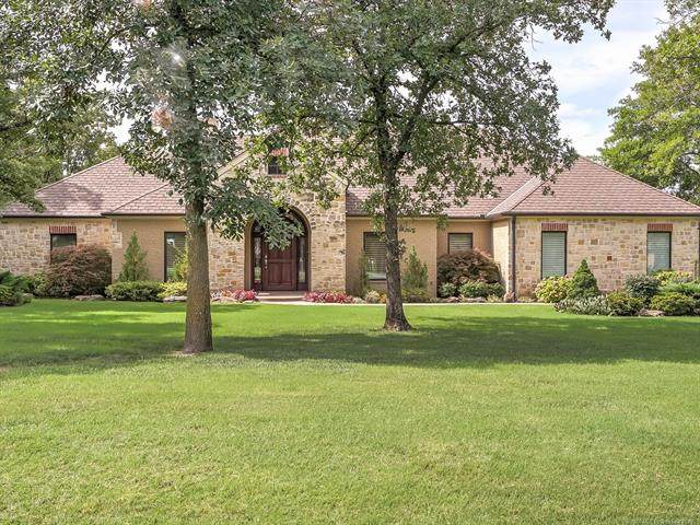 4524 Oak Leaf Drive, Tulsa, OK 74132 (MLS #2027198) :: Active Real Estate