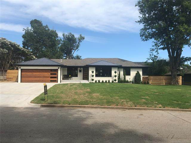 2879 S Gary Avenue, Tulsa, OK 74114 (MLS #2027202) :: Hopper Group at RE/MAX Results