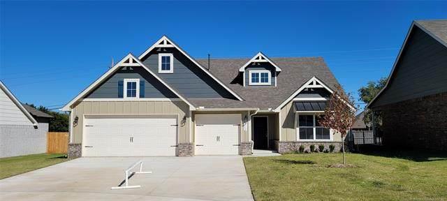 3304 E New Haven Street, Broken Arrow, OK 74014 (MLS #2027255) :: Hometown Home & Ranch