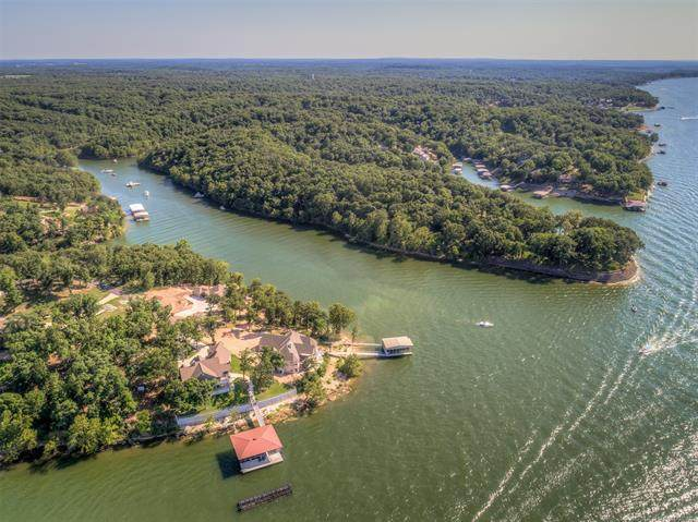 Rock Cabin Drive, Eucha, OK 74342 (MLS #2027406) :: Active Real Estate