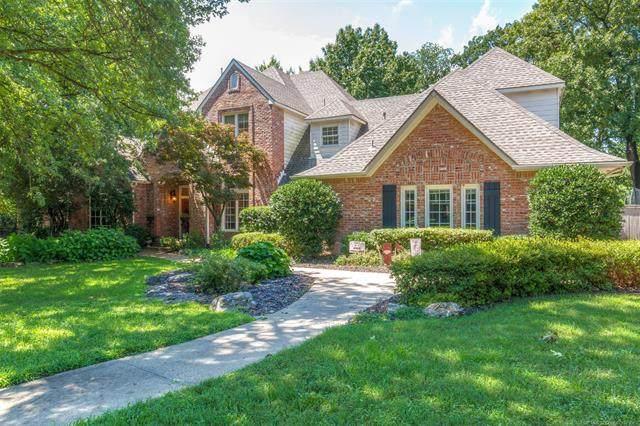 11522 S Granite Avenue, Tulsa, OK 74137 (MLS #2027417) :: Active Real Estate