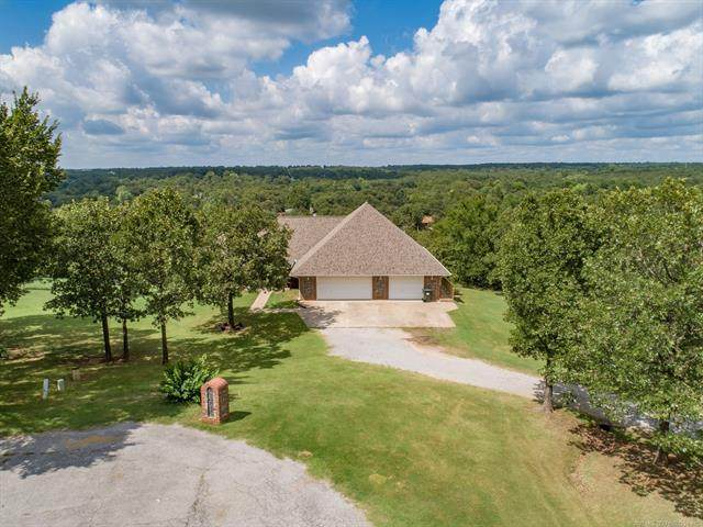 8825 Timberlake Drive, Sapulpa, OK 74066 (MLS #2027782) :: Hopper Group at RE/MAX Results