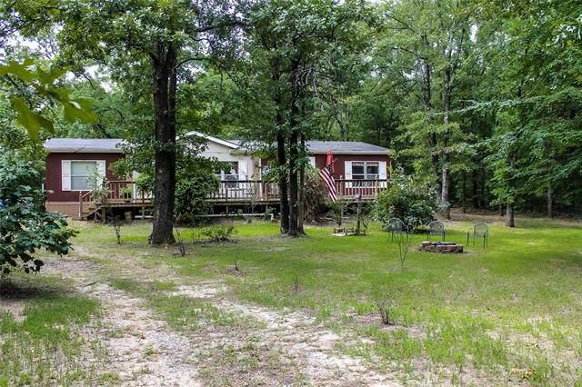 13715 Wilderness Way, Kingston, OK 73439 (MLS #2027855) :: 918HomeTeam - KW Realty Preferred