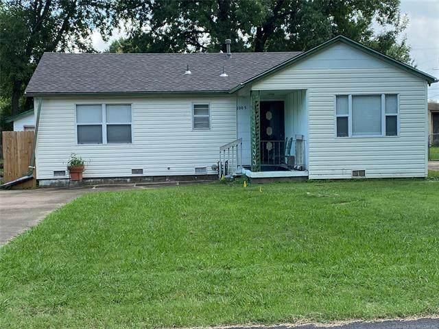 1005 Wesley Drive, Broken Arrow, OK 74012 (MLS #2027909) :: Active Real Estate