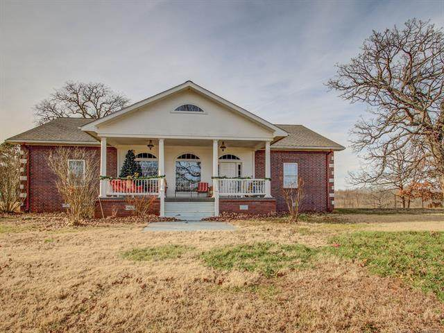 22337 E 543 Road, Colcord, OK 74338 (MLS #2027947) :: Hopper Group at RE/MAX Results